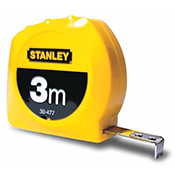 Flexómetro Stanley 3 m **