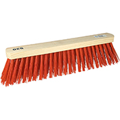 Cepillo barrendero BARBOSA sin mango rojo 1040x65 mm