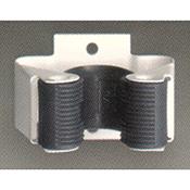Colgador Inofix 2055 2 adhesivo escoba blanco 2 uds